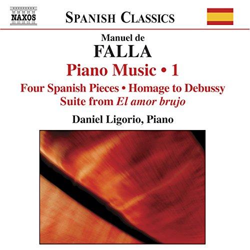 Falla: Complete Piano Works, V...