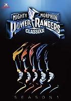 Mighty Morphin Power Rangers Classixx - Season 1