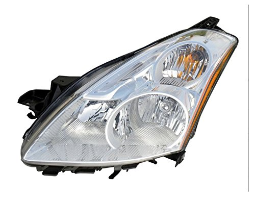 Headlight Headlamp Halogen Driver Side Left LH for 10-12 Altima Sedan
