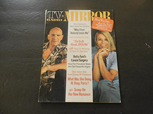 TV Radio Mirror Jan 1975 Cher At Drug Party (I