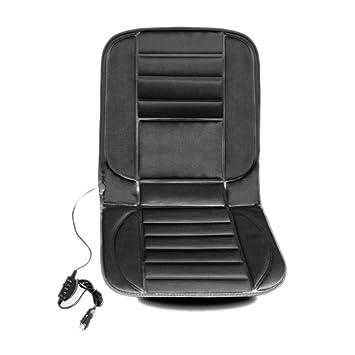 Amazon.com: Cojín calefactor para asiento de coche ...