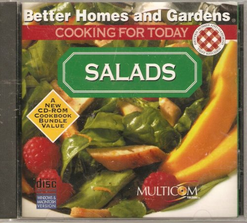 Better Homes and Gardens Cooking For Today - Salads