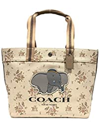 Disney Dumbo Floral Canvas Tote