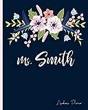 Ms Smith, Academic Planner: 2018 - 2019