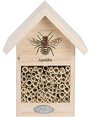 Esschert Design WA38 - Casetta per api con Disegno