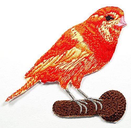 【ノーブランド品】アイロンワッペン ワッペン 動物・魚・生き物ワッペン 刺繍ワッペン トリ 鳥 アイロンで貼れるワッペンの商品画像