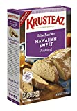 Krusteaz No Knead Hawaiian Sweet Artisan Bread Mix, 16-Ounce Boxes (Pack of 12)