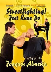 Jeet Kune Do JKD Street Fighting DVD Joaquin Almeria [Importado de Inglaterra]