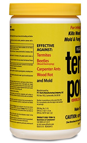 HARRIS Termite Treatment and Mold Killer, 16oz Powder, Makes 1 Gallon Liquid Spray for Preventing, C - http://coolthings.us