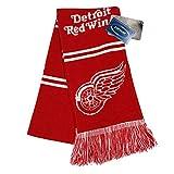 NHL Stripe Scarf - Detroit Red Wings