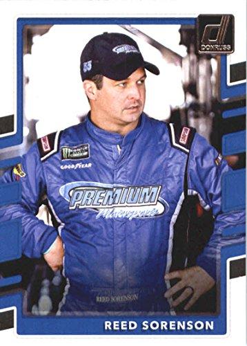 Racing Nascar 2018 Donruss #68 Reed Sorenson