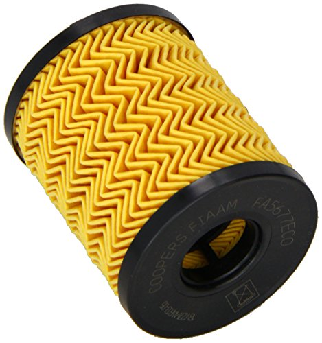 Coopersfiaam Filters FA5677ECO Oil Filter: