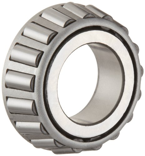 (Timken 14125A Tapered Roller Bearing Inner Race Assembly Cone, Steel, Inch, 1.2500