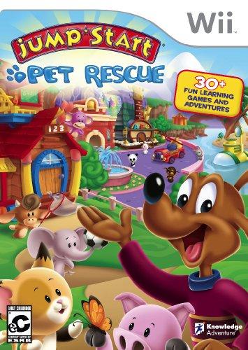 Jumpstart Pet Rescue - Nintendo Wii (Rescue Wii)