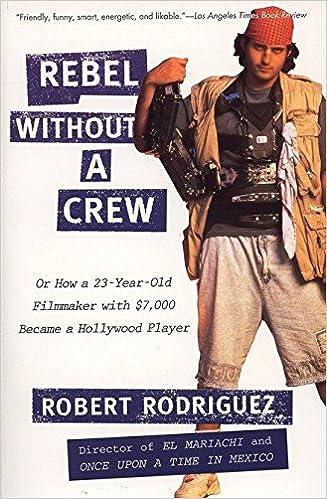 Robert Rodriguez Book