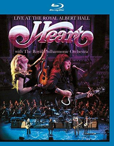 Heart: Live At The Royal Albert Hall [Blu-Ray]
