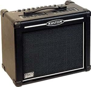 Amazon Guitar Combo Amp : kustom hv30 30 watt guitar combo amp musical instruments ~ Vivirlamusica.com Haus und Dekorationen