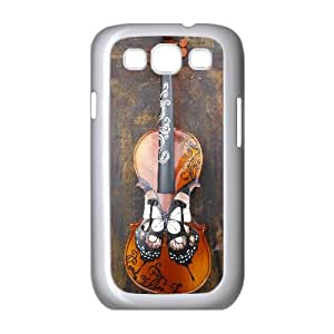 Chinese Violin Customized Phone Case for Samsung Galaxy S3 I9300,diy Chinese Violin Case