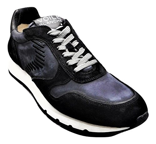 buy cheap for cheap buy cheap lowest price Voile Blanche Men's Trainers black Colore WjbcqQZXNh
