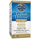 Garden of Life Whole Food Probiotic Supplement – Primal Defense ULTRA Ultimate Probiotic Dietary Supplement for Digestive and Gut Health, 90 Vegetarian Capsules For Sale