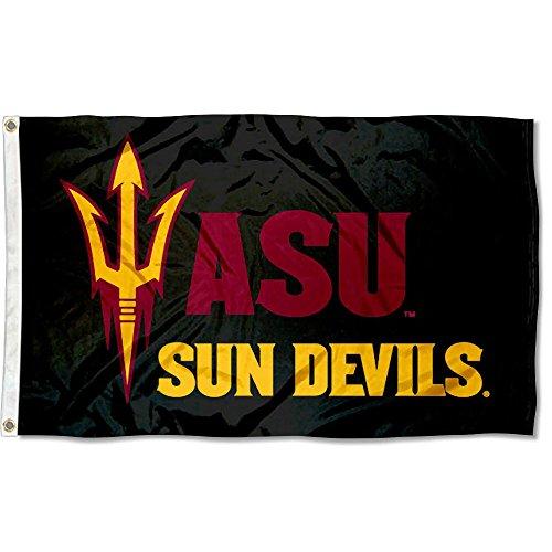Arizona State Sun Devils ASU University Large College Flag