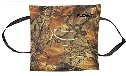 Flowt 40107 Type IV Throwable Floatation Foam Cushion, USCG Approved, Camo