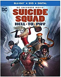 Cover Image for 'DCU: Suicide Squad: Hell To Pay (BD)'