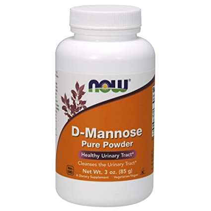 Buy Now Foods D Mannose Powder 3 Oz 85 G Online At Low Prices In
