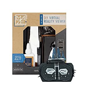 Seedling Design Your Own Virtual Reality Viewer: The Dark Side Activity Kit