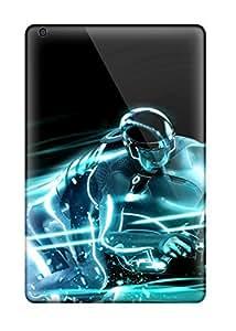 Anti-scratch And Shatterproof Tron Legacy Phone Case For Ipad Mini/mini 2/ High Quality Tpu Case