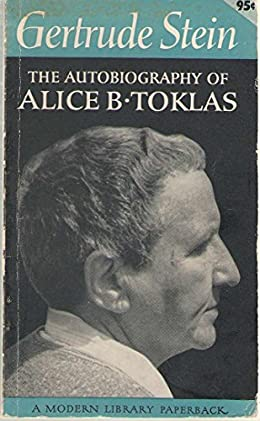 The Autobiography of Alice B. Toklas book cover