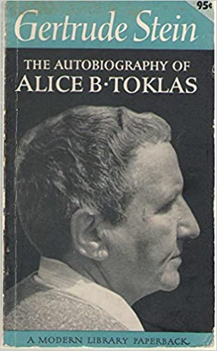 best biography books : The Autobiography of Alice B. Toklas