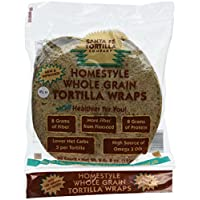 Tortillas and Wraps Product