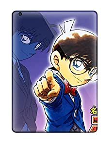 DcGshMA6077bxpRA Tpu Phone Case With Fashionable Look For Ipad Air - Detective Conan