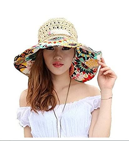 bc0ca36d90d Image Unavailable. Image not available for. Color  Sun Beach Hat