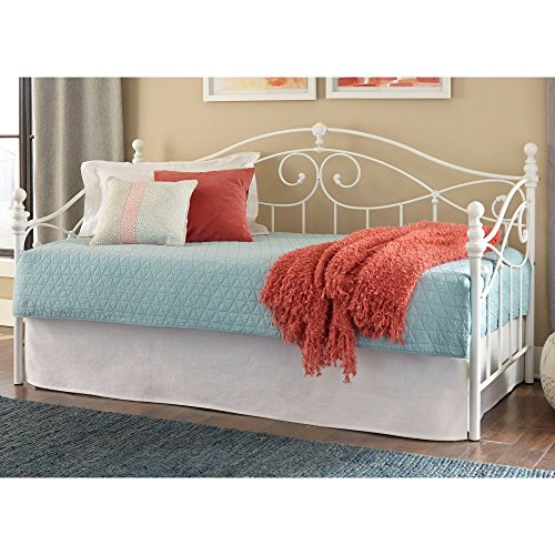 Daybed White Twin Link Spring - 6