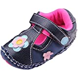 Annnowl Baby Sandals Rubber Sole Summer Shoes (12-18...
