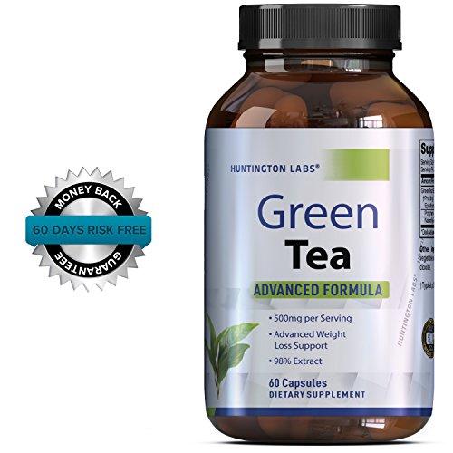 green tea extract weight loss pills
