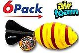 Foam Football Rocket (Pack of 6) by 2CHILL | Air Rocket Football | Item #2308-6