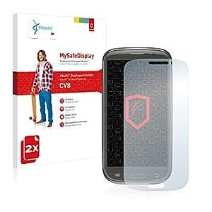 2x Vikuiti MySafeDisplay protector de pantalla CV8 de 3M para THL W8 Beyond