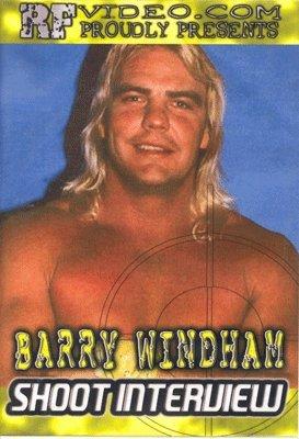 Amazon com: Barry Windham Shoot Interview Wrestling DVD-R