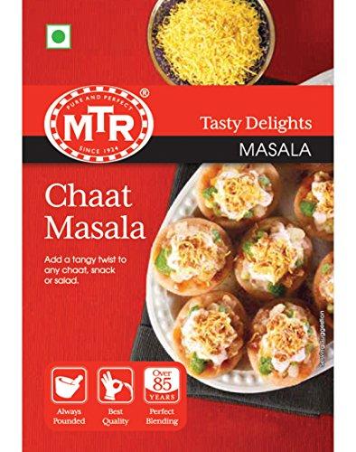 MTR Chaat Masala 100% Natural No Preservatives 100g-3.53Oz