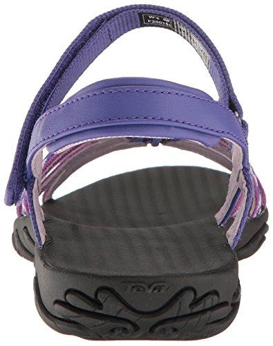 Leggera da Scarpe Carmelita W's Donna W Atletica Kayenta Teva Purple Fwq7AIpxYn