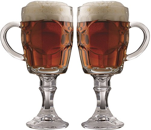 Circleware 67071 Uptown Set Glassware Products, Clear