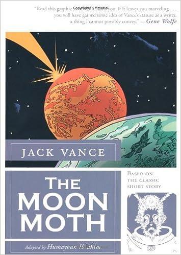Liens de téléchargement de livres audio The Moon Moth by Jack Vance (May 22,2012) FB2