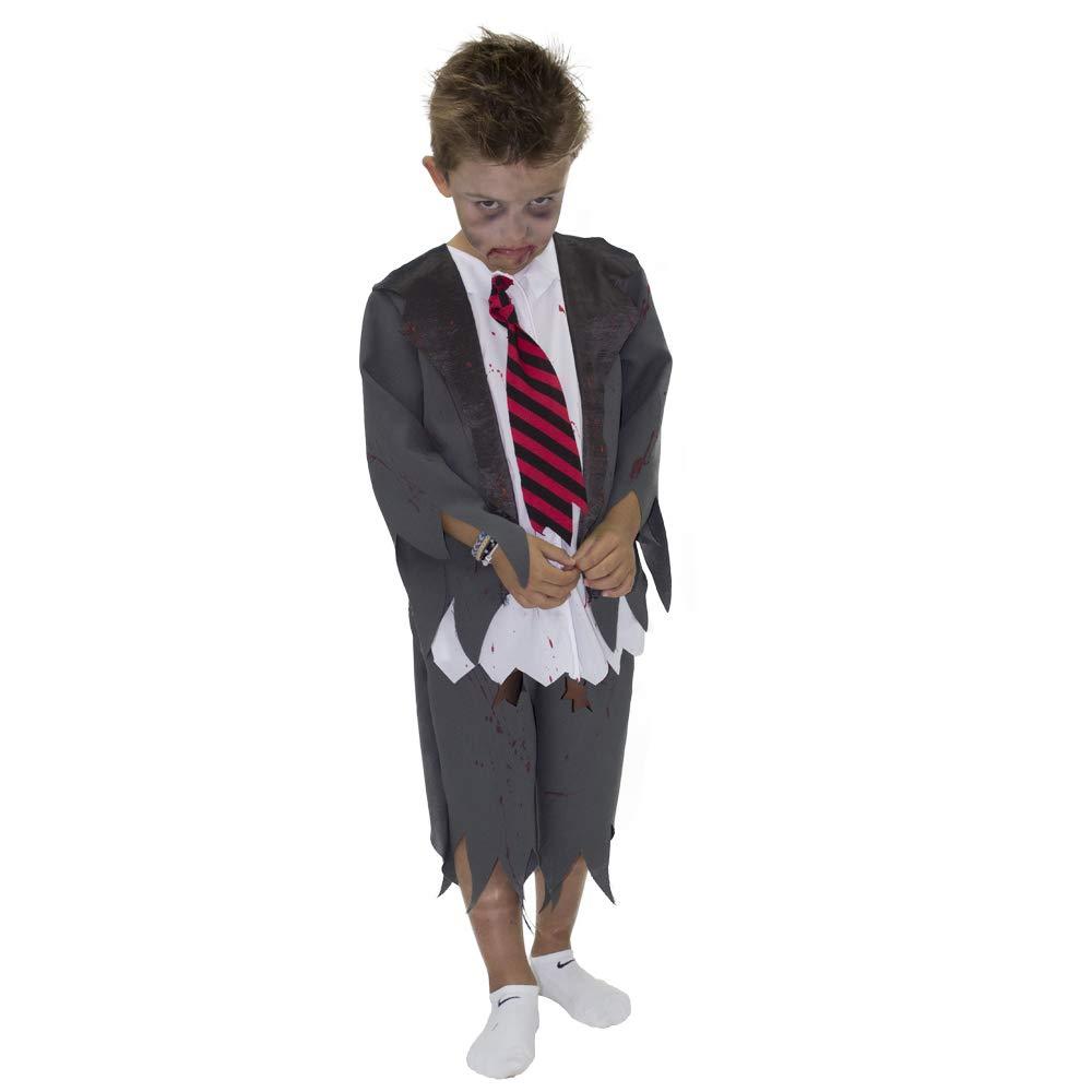 Disfraz para Halloween Mujer Hombre Traje Infantil Colegial ...