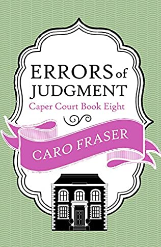 book cover of Errors of Judgment