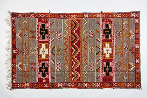 Moroccan Large Berber Rug - 7.67