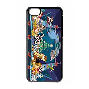 [H-DIY CASE] For Iphone 4 4S-Disney All Charaters,All Princess Charaters-CASE-11