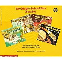 The Magic School Bus: Box Set by Joanna Cole (1992-08-05)